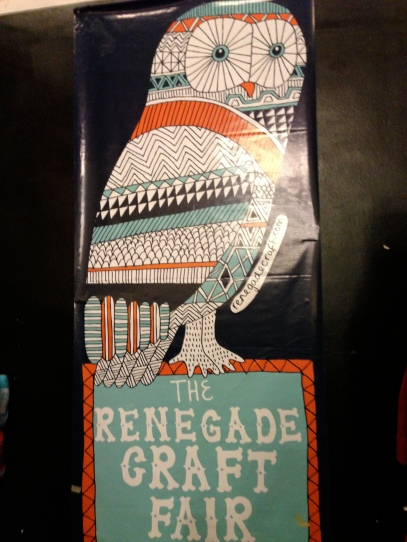 Renegade Craft Fair 001