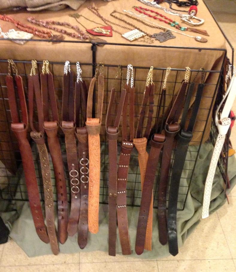 Belt Ties