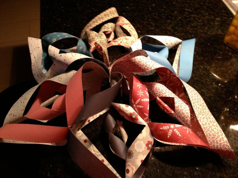 Paper Snowflake11