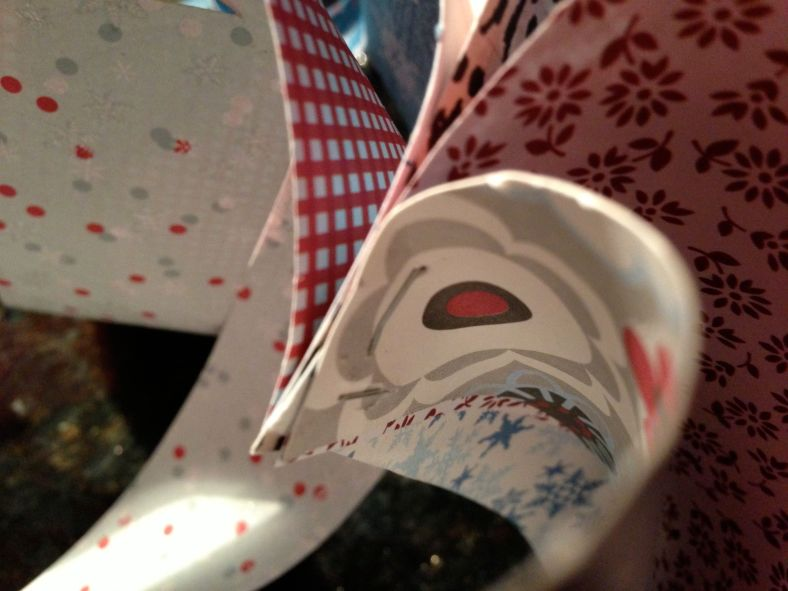 Paper Snowflake12