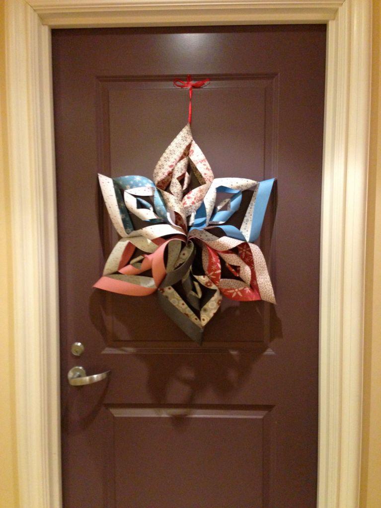 Paper Snowflake13