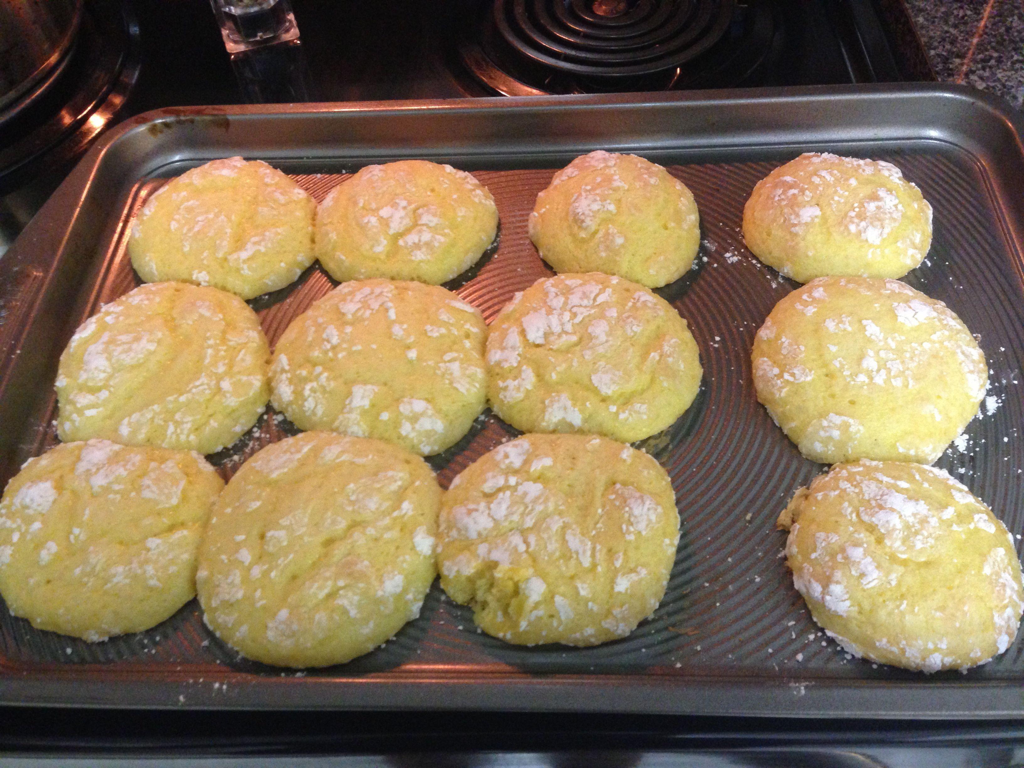Lemon Cool Whip Cookies | Make Me Something Sweet