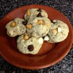 Chocolate Butterscotch Coffee Cookies