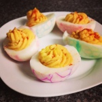 Dragon's Deviled Eggs