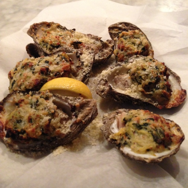Royal House Oysters